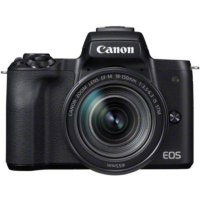 Location Appareil photo Hybride Canon EOS M50 Noir + 18-150mm