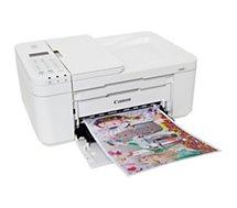 Imprimante jet d'encre Canon  TR 4551 blanc