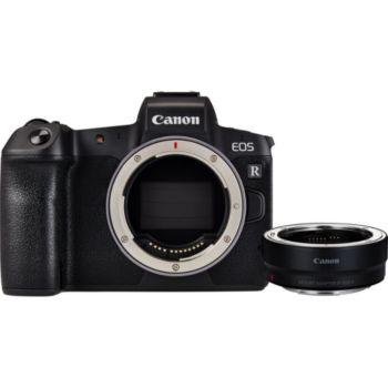 Canon EOS R nu + Bague d'adaptation EF EF-S