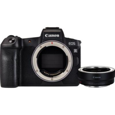 Location Appareil photo Hybride Canon EOS R nu + Bague d'adaptation EF EF-S