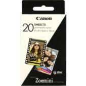 Papier photo instantané Canon Zink pour Zoemini (x20)