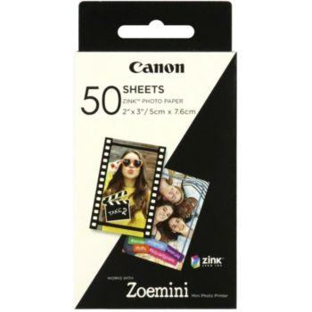 Canon 50 feuilles ZINK pour ZOEMINI
