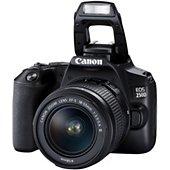 Appareil photo Reflex Canon EOS 250D Noir 18-55 IS STM