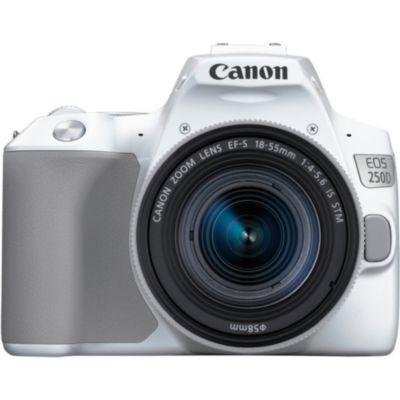 Location Appareil photo Reflex Canon EOS 250D Blanc 18-55 IS STM