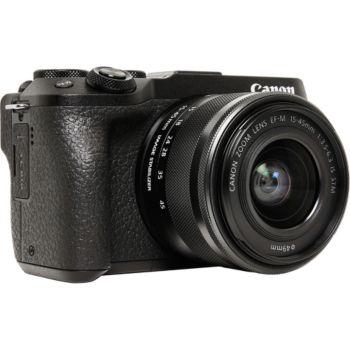Canon EOS M6 Mark II+ EF-M 15-45 + EVF