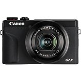 Appareil photo Compact Canon  Powershot G7X Mark III Noir