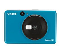 Appareil photo Instantané Canon Zoemini C Bleu Océan