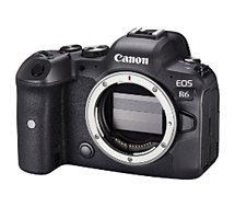 Appareil photo Hybride Canon  EOS R6 Boîtier nu