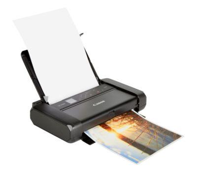 Imprimante jet d'encre Canon TR 150 + Batterie