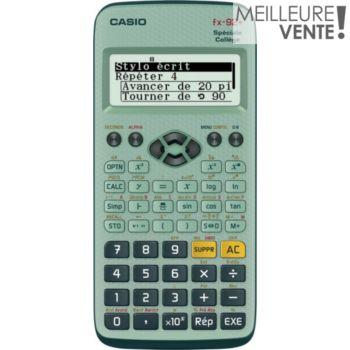 Casio FX92+ Spéciale collège