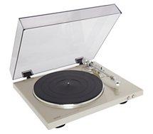 Platine vinyle Denon DP 300F silver