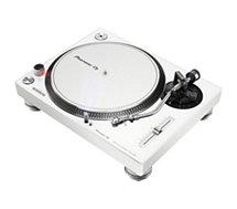 Platine vinyle Pioneer Dj  PLX-500 Blanc