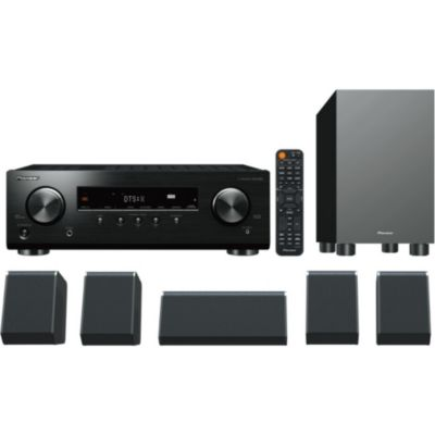 Location Pack Home Cinema Pioneer HTP-076 DAB