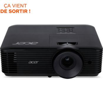 vidéoprojecteur home cinéma acer x1126ah
