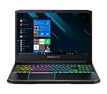 PC Gamer Acer  Predator Helios 300 PH315-52-74XD Noir