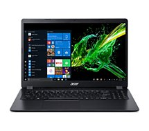 Ordinateur portable Acer  Aspire A315-54K-32JR Noir