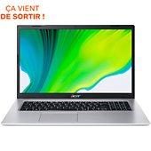 Ordinateur portable Acer Aspire A517-52-50HA Gris