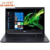 Ordinateur portable Acer Aspire A515-54-52NT Noir