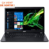 Ordinateur portable Acer Aspire A315-54K-3469 Noir