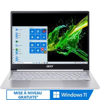 Acer Swift 3 SF313-52-78VX Gris