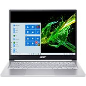 Ordinateur portable Acer Swift SF313-52-78VX Gris