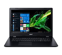 Ordinateur portable Acer  Aspire A317-51G-72DE Noir
