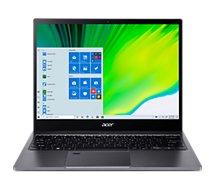 Ordinateur portable Acer  Spin SP513-54N-75Z7 Noir