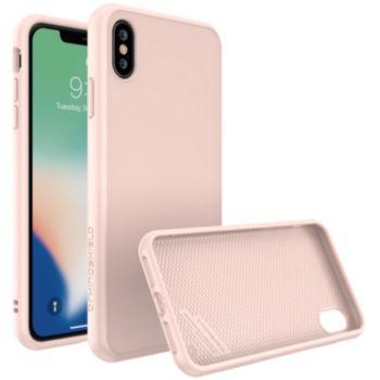 Rhinoshield iPhone Xs Max SolidSuit rose