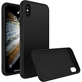 Coque Rhinoshield iPhone Xs SolidSuit noir