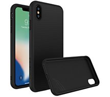 Coque Rhinoshield  iPhone Xs Max SolidSuit noir
