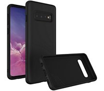 Coque Rhinoshield  Samsung S10 SolidSuit noir