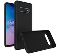 Coque Rhinoshield  Samsung S10+ SolidSuit noir