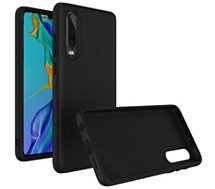 Coque Rhinoshield  Huawei P30 SolidSuit noir