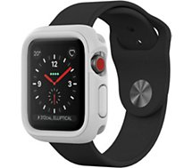 Coque Rhinoshield  Apple Watch 1/2/3 38mm blanc