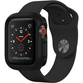 Coque Rhinoshield Apple Watch 1/2/3 38mm noir