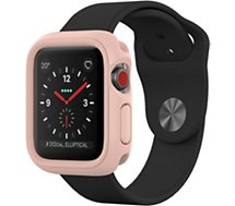 Coque Rhinoshield  Apple Watch 1/2/3 38mm rose