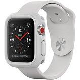 Coque Rhinoshield  Apple Watch 1/2/3 42mm blanc