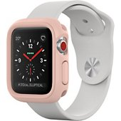 Coque Rhinoshield Apple Watch 1/2/3 42mm rose