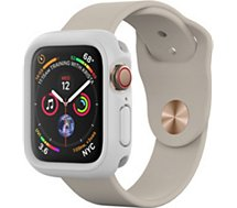Coque Rhinoshield  Apple Watch 4/5/6/SE 40mm blanc