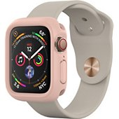 Coque Rhinoshield Apple Watch 4/5/6/SE 40mm rose