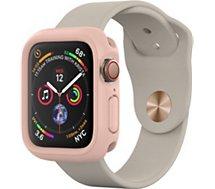 Coque Rhinoshield  Apple Watch 4/5/6/SE 40mm rose