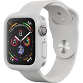 Coque Rhinoshield Apple Watch 4/5 44mm blanc