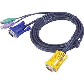 Aten Câble KVM VGA 2L-5506UP 6m