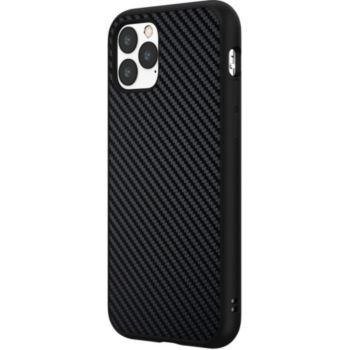 Rhinoshield iPhone 11 Pro SolidSuit Carbone noir