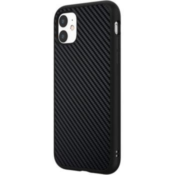 Rhinoshield iPhone 11 SolidSuit Carbone noir
