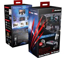 Pack Streamer Avermedia  Youtuber Pro streamer