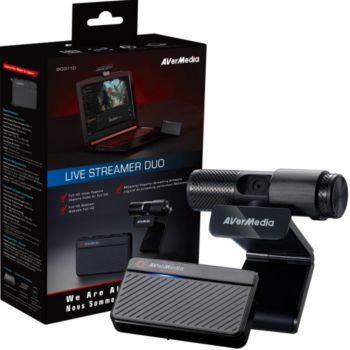 Avermedia Youtuber Live streamer