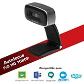 Webcam Avermedia PW 1300 Full Hd Autofocus 1080P
