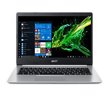Ordinateur portable Acer  Aspire A514-52-70UL Gris
