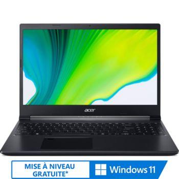 Acer Aspire A715-41G-R93Y Noir